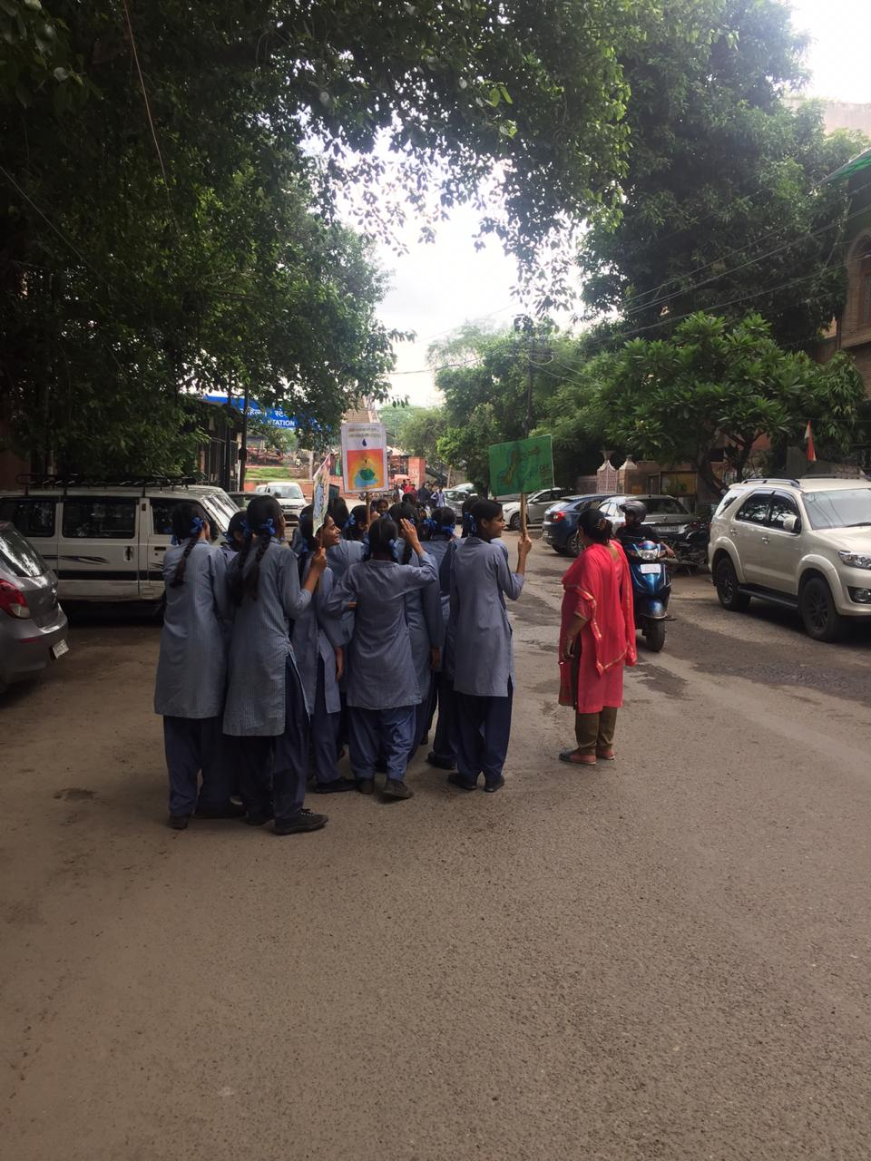 Nava Hind Girls Sr Sec School